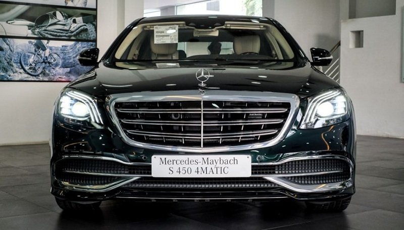 Mercedes Maybach S450 2018